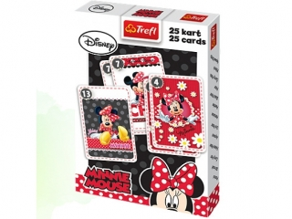 Karty Piotru¶ TREFL Minnie