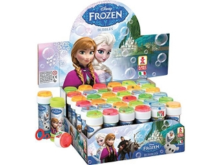 Bañki mydlane 60 ml Frozen