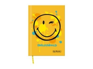 Brulion A6 96k. HERLITZ Smiley World