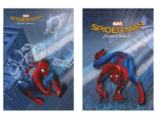 Notes A7 DERFORM Spider-Man Homecoming