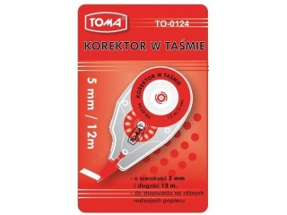 Korektor w ta¶mie TOMA TO-0124