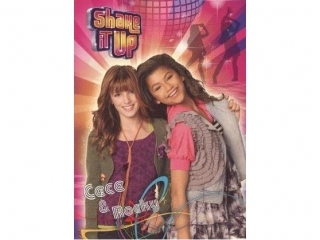 Album do nalepek A5 DERFORM Shake it up (ADNSU)