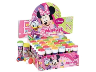 Bañki mydlane 60 ml Minnie