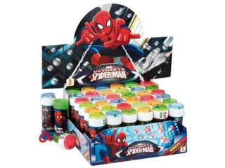 Bañki mydlane 60 ml Spider-Man