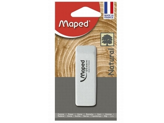 Gumka MAPED Natural desssin/ blister